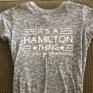 Hamilton Dry Fit T-shirt